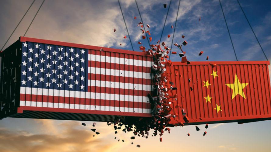 新ココム【ECRA】米国の厳しい中国戦略が始まる