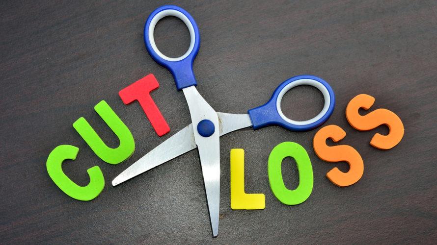 個人投資家のロスカット過多は負けの大きな要因:株式投資