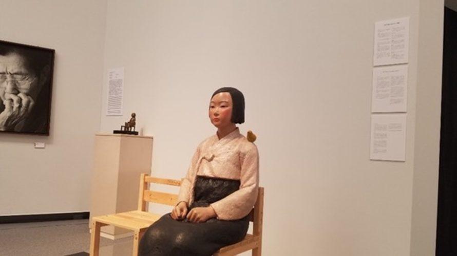 平和ボケの「少女像」展示:津田大介氏は「検閲」とごり押し
