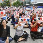 韓国を梃子にして改憲に持ち込むと言うシナリオ