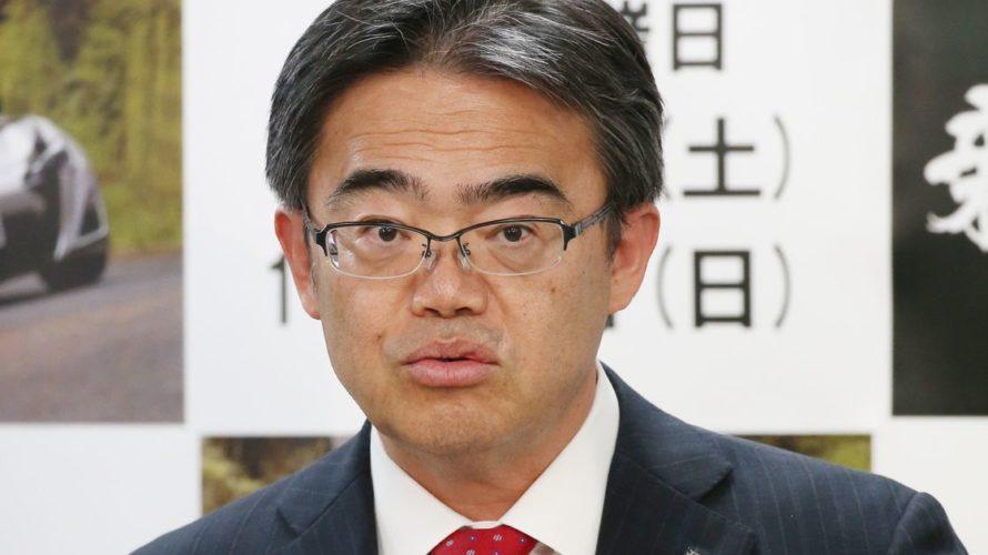 大村知事がヤバイ!:愛知トリエンナーレは韓国と同じ構図