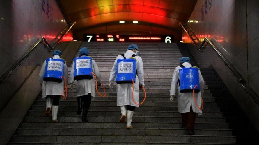 新型肺炎の影響を再確認する週:日本株を読め!【2.10~2.14】