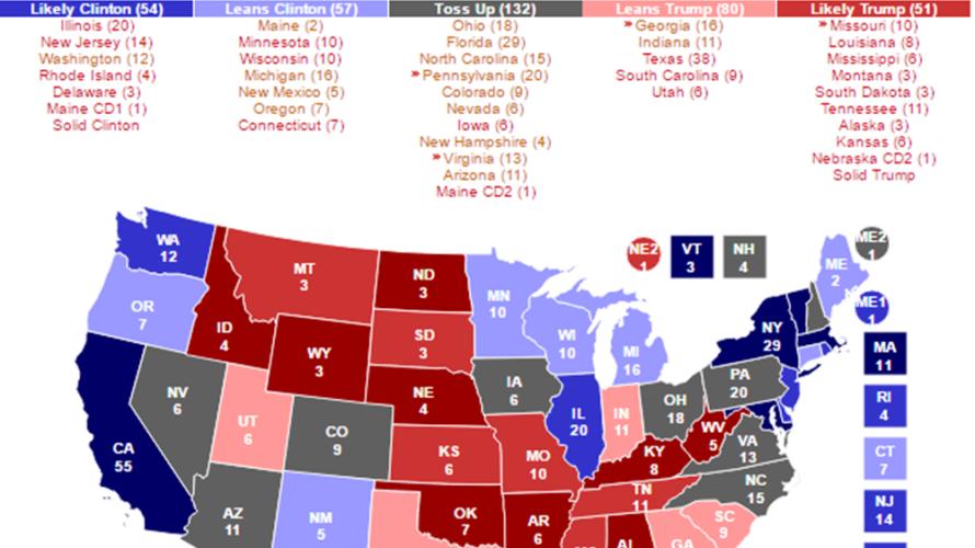 実はトランプにも結構勝ち目がある:2020米大統領選挙
