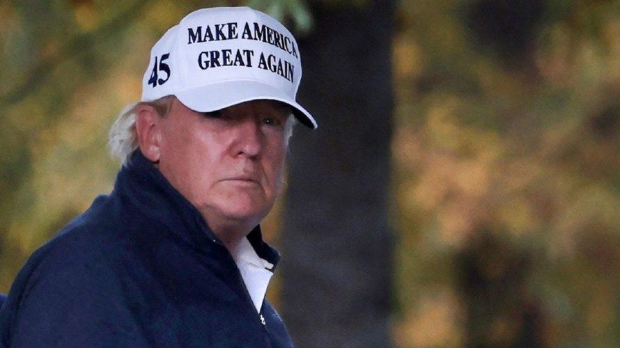 民主主義を守る唯一の望みはトランプ大統領