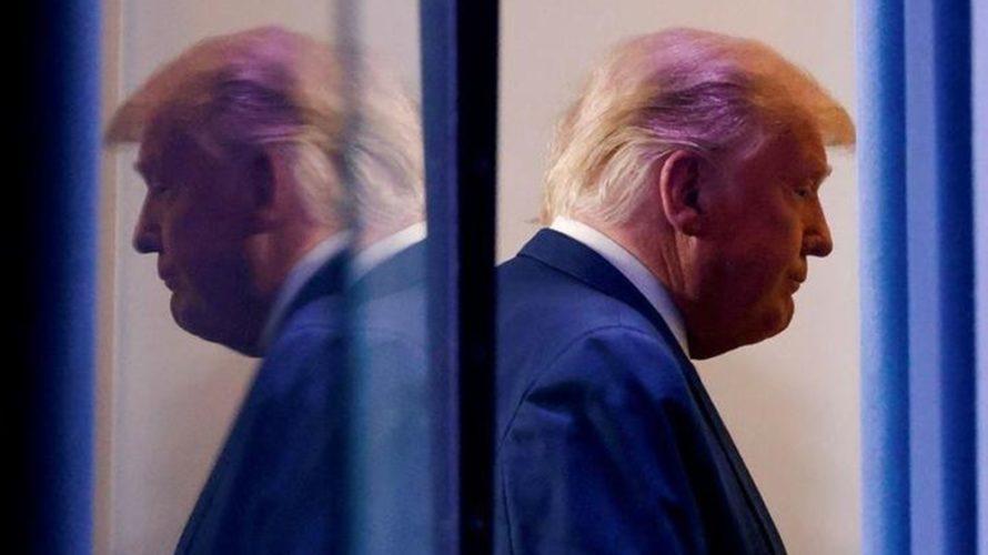 トランプ大統領:7200万人の支持は裏切れない